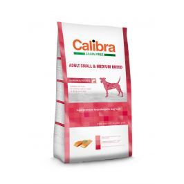 CALIBRA dog GF ADULT medium losos - 12 kg