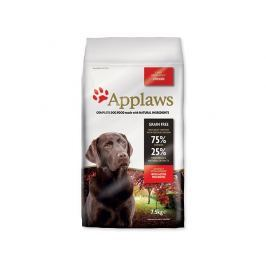 APPLAWS dog ADULT LARGE breed chicken - 2kg Krmivo pro psy