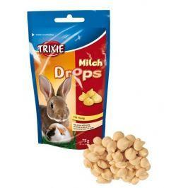 Trixie drops hlodavec MED a MLÉKO 75g Krmivo a vitamíny pro hlodavce