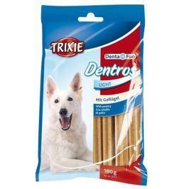 Trixie pochoutka dog DENTROS light 7ks/180g