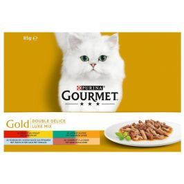 GOURMET GOLD 85g 8ks DOUBLE PLEASURE