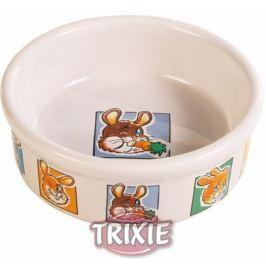 Trixie Miska porcelánová 240ml/11cm králík Misky a napáječky pro hlodavce