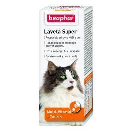 Beaphar LAVETA pro kočky na srst 50ml Krmivo a vitamíny pro kočky