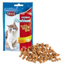 Trixie cat pochoutka Denta Fun DENTINOS 50g Krmivo a vitamíny pro kočky