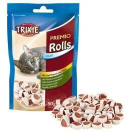 Trixie cat pochoutka Premio light rolky kuře/losos 50 g Krmivo a vitamíny pro kočky