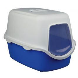 WC VICO 56x40x40cm/bez filtru MODRO/bílé