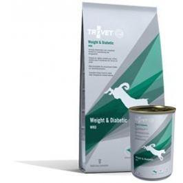 Trovet dog (dieta) Weight a Diabetic WRD 400g konzerva