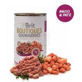 Brit Boutiques Gourmandes Salmon Bits/Paté 400g