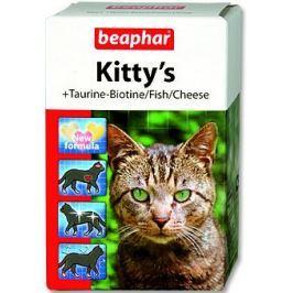Beaphar cat poch. KITTYS MIX 180tbl