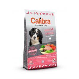 CALIBRA premium JUNIOR large - 3kg Krmivo pro psy