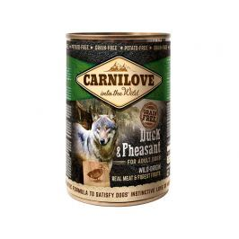 CARNILOVE konz. ADULT DUCK/pheasant 400g