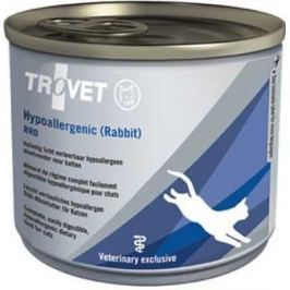 Trovet cat RRD - Hypoallergenic (Rabbit) konz - 200g