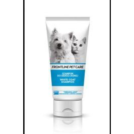 Frontline PET CARE šampon BÍLÁ srst - 200ml