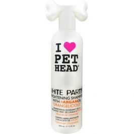 PET head šampon WHITE PARTY - 354ml