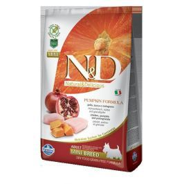 N&D dog GF PUMPKIN ADULT MINI CHICKEN - 800g