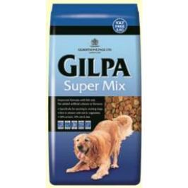 GILPA dog SUPER MIX - 15kg