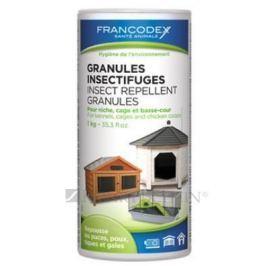 FRANCODEX GRANULE repelentní - 250ml Vitamíny a doplňky stravy pro psy