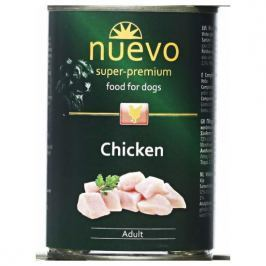 NUEVO dog konz. ADULT kuřecí - 800g