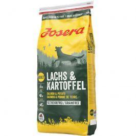 JOSERA dog LACHS/kartofel - 15kg