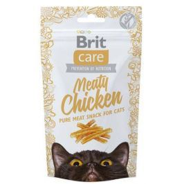 BRIT CARE cat SNACK MEATY CHICKEN - 50g