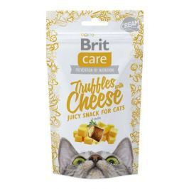 BRIT CARE cat SNACK TRUFFLES CHEESE - 50g