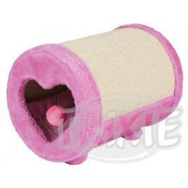 Škrabací ROLL růžový - 27x39cm