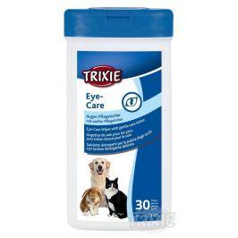 Trixie péče OČNÍ čistící ubrousky - 30ks Vitamíny a doplňky stravy pro psy