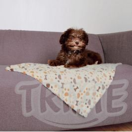 Deka LINGO flísová - 75x50cm Pelíšky a boudy pro psy