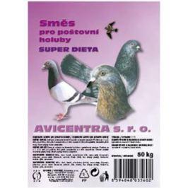 Avicentra HOLUB super dieta - 25kg Krmiva