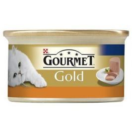 GOURMET GOLD jemná paštika KRŮTA - 85g
