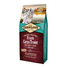 CARNILOVE cat FRESH STERILISED CARP/trout - 400g