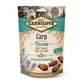 CARNILOVE dog paml. CARP/thyme - 200g Psi