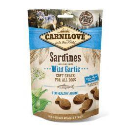 CARNILOVE dog SARDINES/wild garlic - 200g