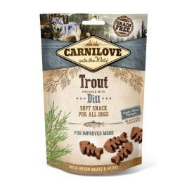 CARNILOVE dog TROUT/dill - 200g Psi