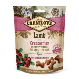 CARNILOVE dog LAMB/cranberries - 200g