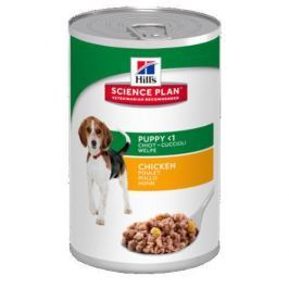 Hills PUPPY konz. CHICKEN - 370 g