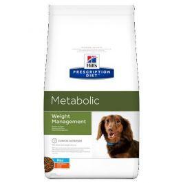 Hills METABOLIC MINI - 1.5 kg Krmivo pro psy