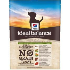 Hills IDEAL balance NO GRAIN tuňák - 800 g