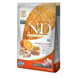 N&D dog LG ADULT CODFISH / ORANGE - 800g Krmivo pro psy