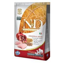 N&D dog LG ADULT CHICKEN / POMEGRANATE - 800g