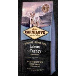CARNILOVE PUPPIES SALMON/turkey - 1,5kg