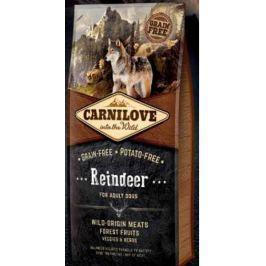 CARNILOVE ADULT REINDEER - 1,5kg Krmivo pro psy