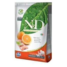 N&D dog GF ADULT FISH / ORANGE - 800g