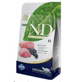 N&D cat GF ADULT LAMB / BLUEBERRY - 300g