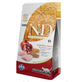 N&D LG cat ADULT CHICKEN / POMEGRANATE - 300g