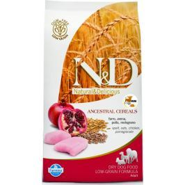 N&D dog LG ADULT LAMB / BLUEBERRY - 2,5kg