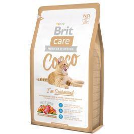 BRIT CARE cat GOURMAND - COCCO - 2kg