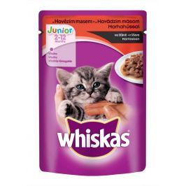 Whiskas kapsa JUNIOR - drůbeží 100 g