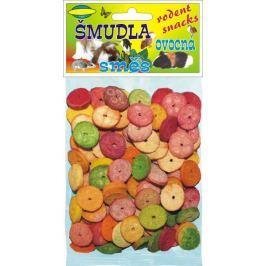 E410 ŠMUDLA ovocná směs 90g
