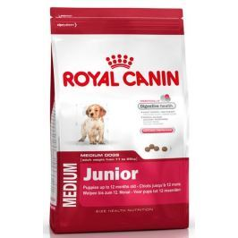 Royal Canin MEDIUM JUNIOR - 4kg